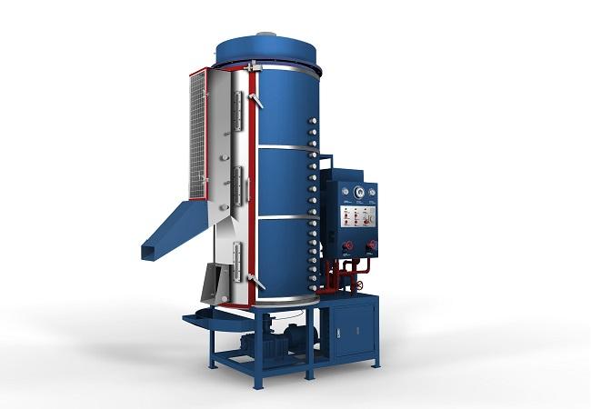 EPS Continuous pre-expander machine